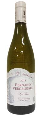 Domaine Laboureau Pascal et Mathieu - Pernand Vergelesses blanc