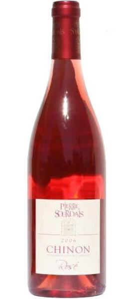 Domaine Pierre Sourdais - rosé - Rosé - 2018