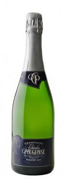 Champagne Charles POUGEOISE - Champagne BRUT Blanc de Blanc