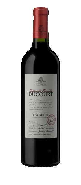 Vignobles Ducourt - Réserve de Famille - Rouge - 2015