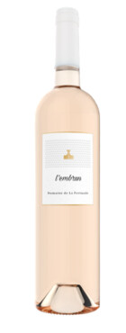 Domaine de la Pertuade  - L'Embrun Rosé IGP 2015