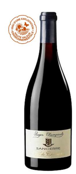 Domaine Roger Champault - côte de champtin - Rouge - 2017