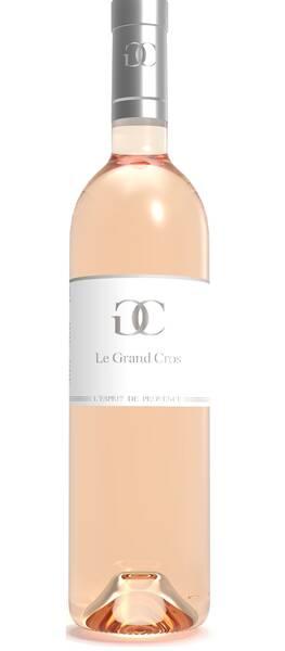 Domaine du Grand Cros - l'esprit de provence - Rosé - 2019