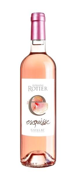 Domaine Rotier - esquisse - Rosé - 2020