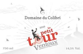 Domaine du Colibri - Le Petit Tour - Rouge - 2017