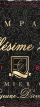 CHAMPAGNE LEJEUNE-DIRVANG - MILLESIME 2012 Brut Premier Cru