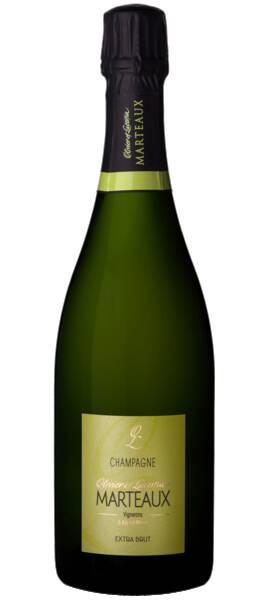 Champagne Olivier et Laetitia Marteaux - Extra Brut - Pétillant