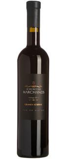 Le Secret des Marchands, Vin rouge sec. Vin de Pays des Côtes Catalanes