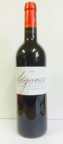 Château Gessan - elégance de - Rouge - 2010