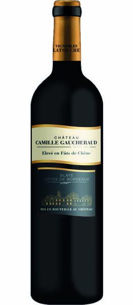 Château Camille Gaucheraud - fût de chêne - Rouge - 2012