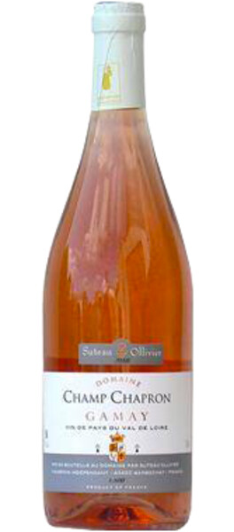 Domaine du Champ Chapron - val  loire gamay - Rosé - 2019