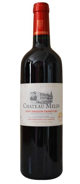 Château Melin - cuvée revintho - Rouge - 2014
