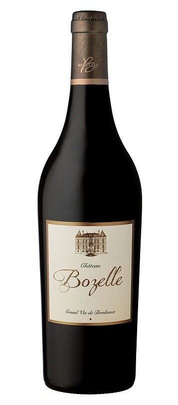 grand vin de bozelle 2016, médaille d'or