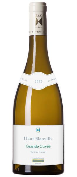 Blanville - château haut-blanville - grande cuvée - Blanc - 2017