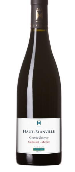 Blanville - grande réserve - cabernet merlot - Rouge - 2017