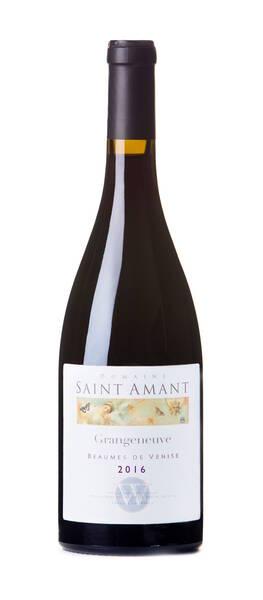 Domaine Saint Amant - grangeneuve - Rouge - 2018