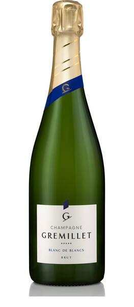 Champagne Gremillet - blanc de blancs brut - Pétillant