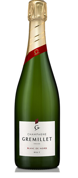 Champagne Gremillet - blanc de noirs - Pétillant