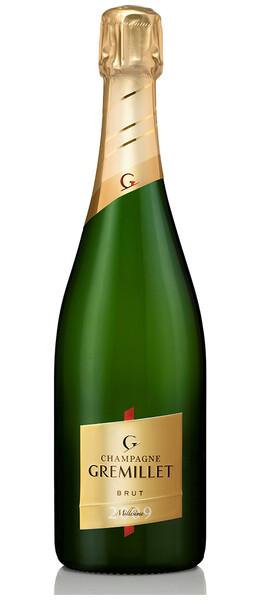 Champagne Gremillet - le millésimé - Pétillant - 2014