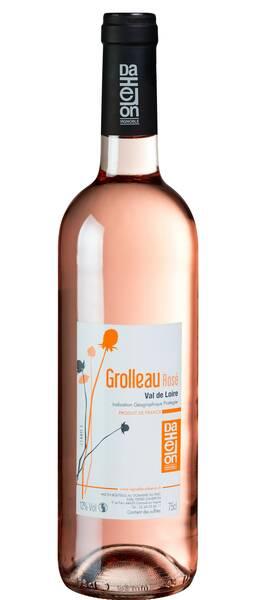 Vignoble Daheron - grolleau - Rosé - 2019