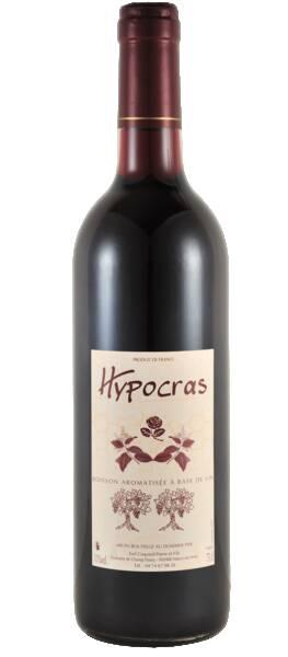 Domaine de Champ-Fleury - hypocras - Rouge