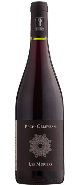 Château Pech-Céleyran - cuvée les mûriers - Rouge - 2017