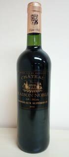 Bordeaux Supérieur Rouge