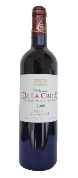 Château de la Croix - médoc cru bourgeois - Rouge - 2013