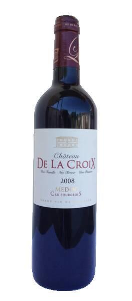 Château de la Croix - médoc cru bourgeois - Rouge - 2011