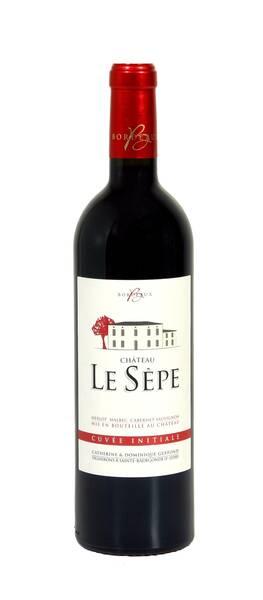Château Le Sepe - cuvée initiale - Rouge - 2016