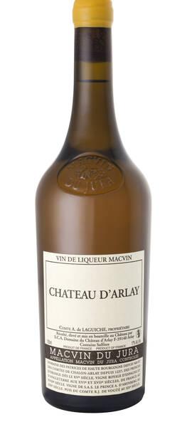 Château d'Arlay - macvin blanc - Liquoreux