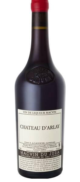 Château d'Arlay - macvin rouge - Liquoreux