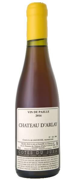 Château d'Arlay - vin de paille (37.5cl) - Blanc - 2017