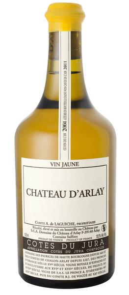 Château d'Arlay - vin jaune (62cl) - Blanc - 2012