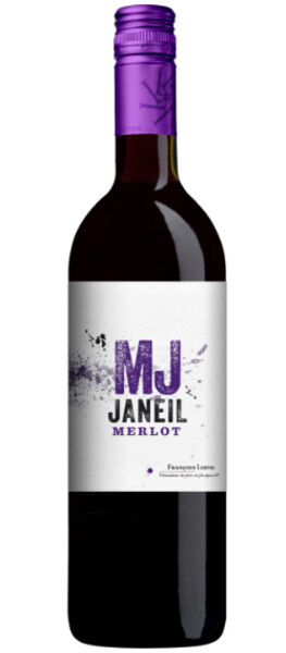 Mas Janeil - merlot - bib - Rouge