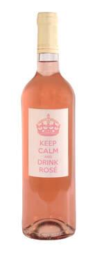 Maison Vignes & Mer - Keep Calm and Drink Rosé