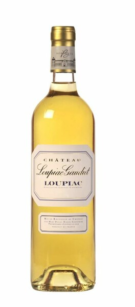 CHATEAU LOUPIAC-GAUDIET - château loupiac-gaudiet - Liquoreux - 2016