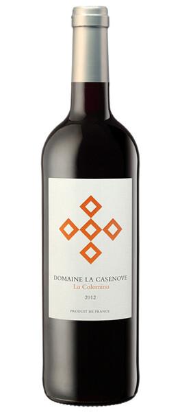 Domaine La Casenove - colomina - Rouge - 2016