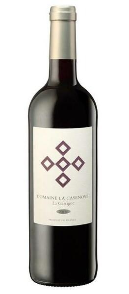 Domaine La Casenove - garrigue - Rouge - 2018
