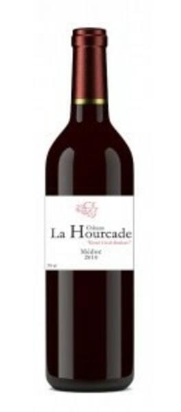 Chateau La Hourcade - Cuvée Classique - Rouge - 2016
