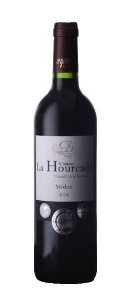 Chateau La Hourcade - cuvée classique - Rouge - 2018