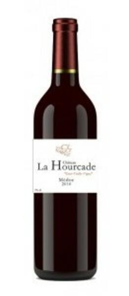 Chateau La Hourcade - cuvée vieilles vignes - Rouge - 2015