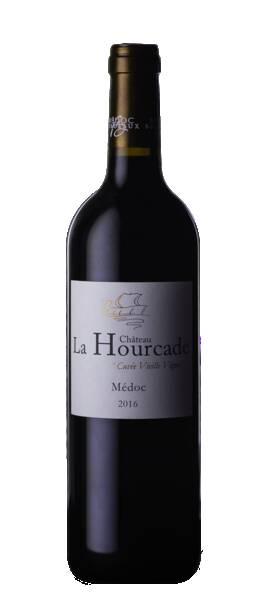 Chateau La Hourcade - cuvée vieilles vignes - Rouge - 2016