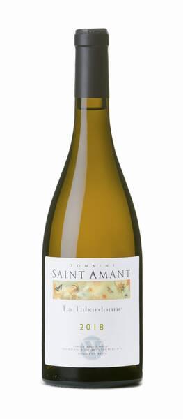 Domaine Saint Amant - la tabardonne - Blanc - 2018