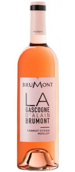 Châteaux Montus et Bouscassé - la gascogne d'alain brumont - tannat syrah merlot - Rosé - 2018