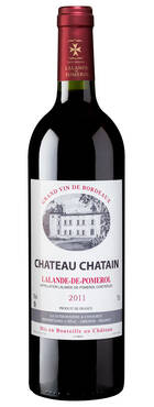 Château Chatain - Château Chatain 2011