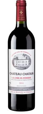 Château Chatain - Château Chatain 2014