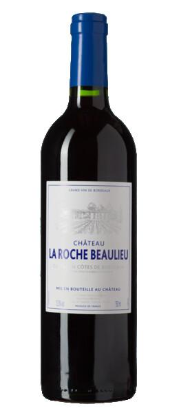 Vignobles Querre - château la roche beaulieu - Rouge - 2012