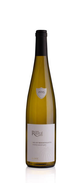 Domaine Riefle-Landmann - rieflé - 1er cru bergweingarten demi-sec - Blanc - 2018