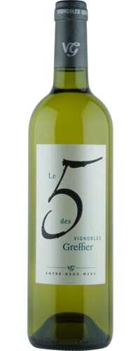 Le 5 des Vignobles